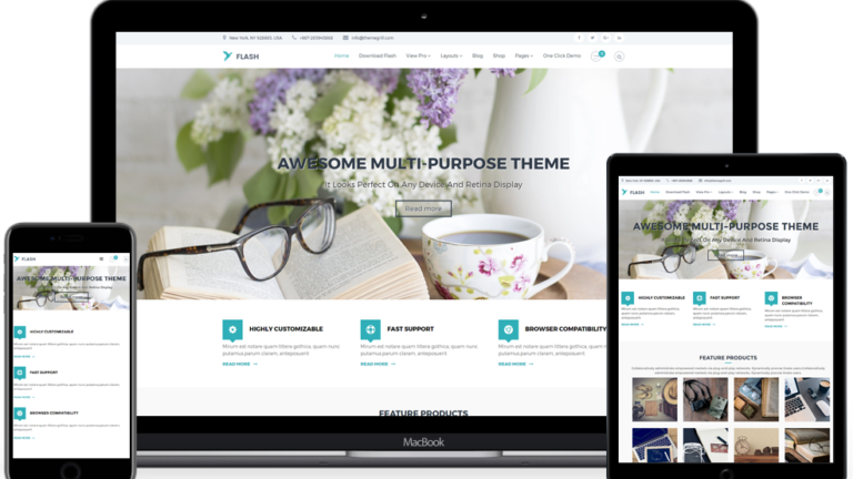 best free wordpress theme in 2019