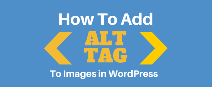 How to Put Your Image ALT Tags to Work in WordPress